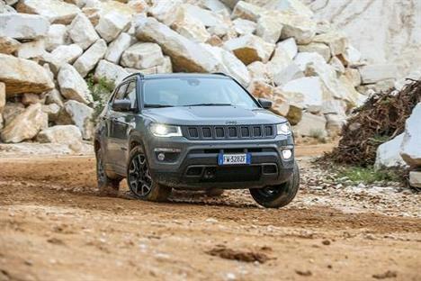 Nuevo Jeep Renegade híbrido eléctrico enchufable