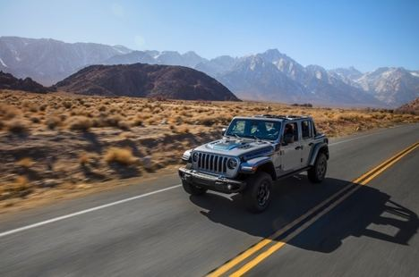 "Debut del Jeep Wrangler 4xe ""First Edition"""