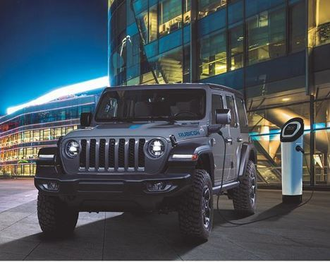Se abren los pedidos del nuevo Jeep Wrangler 4xe Phev