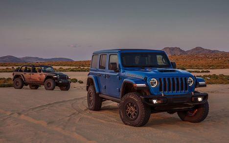 Nuevo Jeep Wrangler Rubicon 392 2021