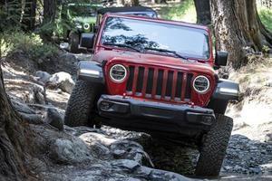 El nuevo Jeep Wrangler Rubicon en la legendaria Rubicon Trail