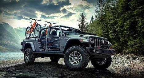 Jeep, Mopar y Ram, en el Salón del Automóvil de Norteamérica 2019