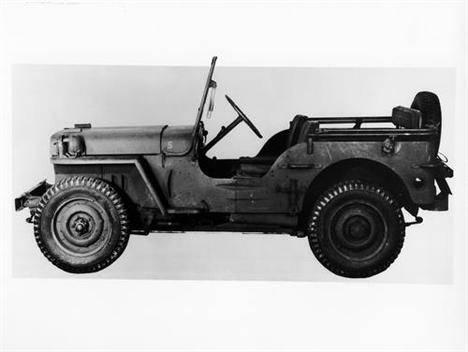 Los pilares del diseño de Jeep