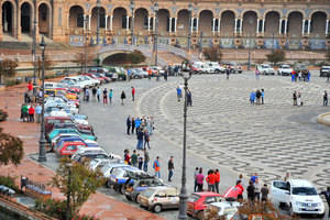 Jeep y Fiat Professional, vehículos oficiales del III Spain Classic Raid