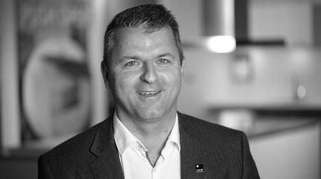 Jens-Peter Poulsen, CEO de Kvik.