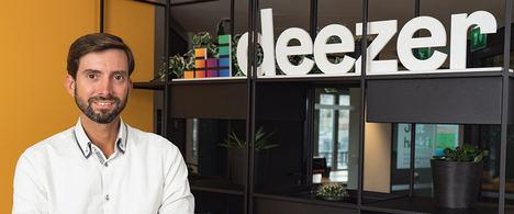Deezer nombra a Jerónimo Folgueira como nuevo CEO para impulsar crecimiento e innovación continuos