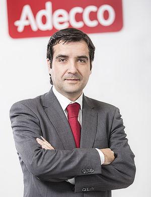 Jesús Moreno, Adecco.