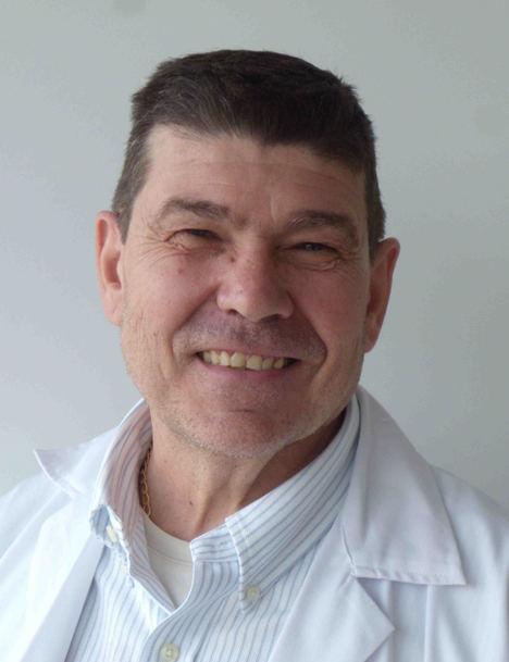 Jesús Serrano, director gerente del Distrito de Atención Primaria Córdoba-Guadalquivir.