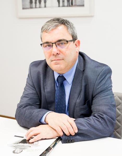 Jesús Suárez, Consejero Delegado de BANKOA.