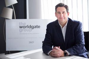 Jesús V. Izquierdo,  Chief Executive Leader de 'The Worldgate Group'.