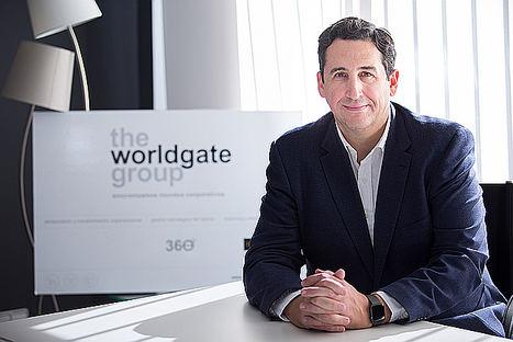 Jesús V. Izquierdo, Chief Executive Leader en The Worldgate Group y profesor del IE Business School.
