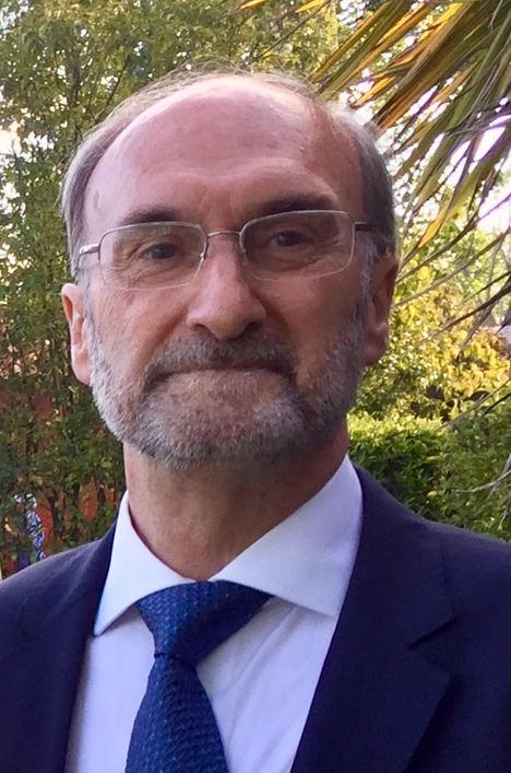 Jesús de Lara, Presidente del capítulo español de ASHRAE.
