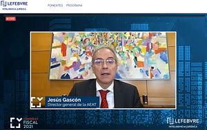 Jesús Gascón, AEAT.