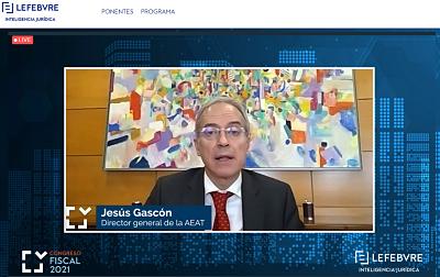 """Jesús Gascón, director general de la AEAT: """"Eliminar la restricción de gran empresa permite llegar en el borrador del IVA a 40.000 contribuyentes del SII y a 600.000 arrendadores"""""""