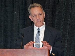 Jim Hall, director de GPS-ME Assembly, Controls & Test de General Motors.