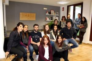 Jirada, agencia creativa digital, consolida su crecimiento y prevé abrir sede en Madrid