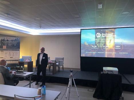 Rockwell Automation confirma en el XVI Congreso Internacional de Ciberseguridad su potencial como proveedor de soluciones de ciberseguridad IT/OT