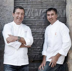 Joan Roca y Salvador Brugués