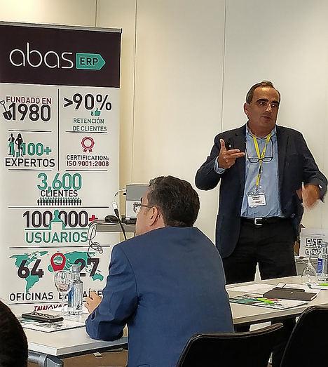 Éxito de ABAS Ibérica en su taller para las PYMES industriales