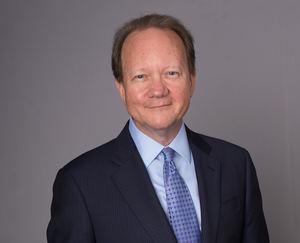 Joe Andrew, presidente global de Dentons y miembro de la junta de Dentons Global Advisors.