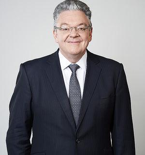 John Pearson, CEO DHL Express.