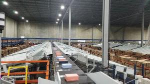 John Roca, Vicepresidente de Distribution Management Group, dice que la empresa Conveyor Handling Company ha proporcionado de forma constante productos de calidad sobresaliente y alto valor como transportadores, estanterías y equipos de manipulación de materiales.