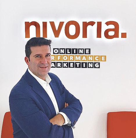 Jonathan Acosta, director de Desarrollo de Negocio de NIVORIA.