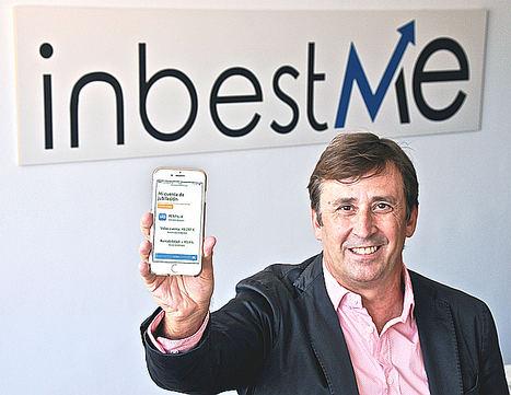 Jordi Mercader, CEO inbestMe.