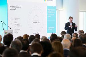 Jordi Ribas, Microsoft IA - Organizaciones Inteligentes.