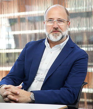 Jordi Urbea, senior vicepresident de Ogilvy España y CEO de Ogilvy Barcelona.