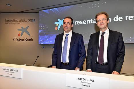 CaixaBank gana un 28,6% más, incrementa los recursos de clientes un 2,5% y reduce la morosidad hasta el 6,9%