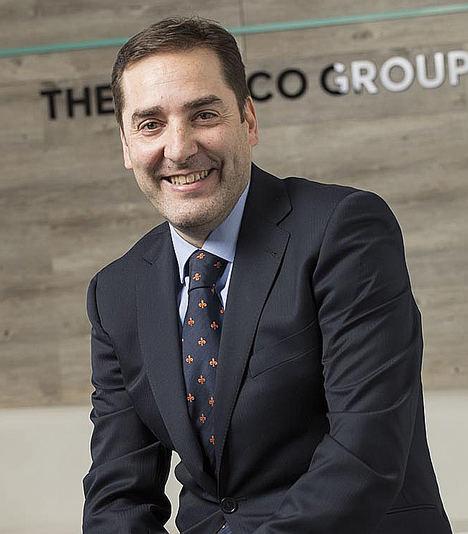Jorge Díaz-Ferrer, nuevo director del Sector Industrial de Adecco España