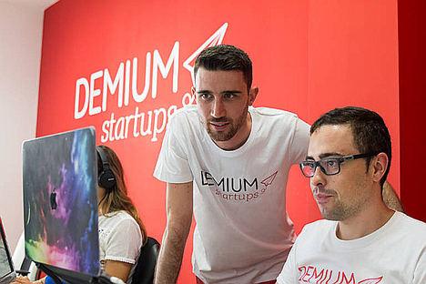 Jorge Dobón, CEO de DEMIUM.