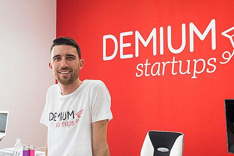 Demium inaugura su tercer hub de incubación internacional en la ciudad de Kiev