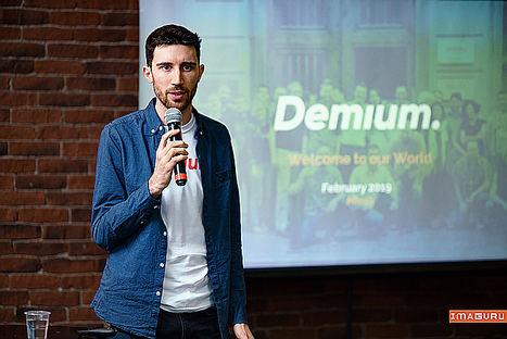 Demium lanzó 85 proyectos en 2018 y espera incubar más de 160 en toda Europa en el 2019