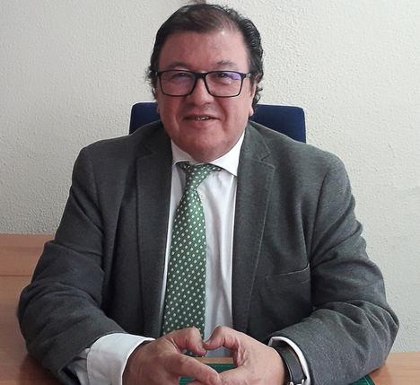 Jorge E. Lucas,  Presidente de ACEX.