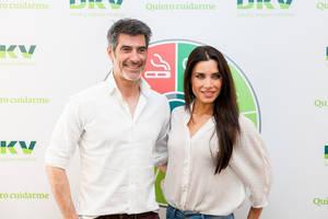 Jorge Fernández y Pilar Rubio.