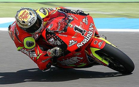 Chupa Chups vuelve a los circuitos de moto GP para acompañar a Jorge Lorenzo