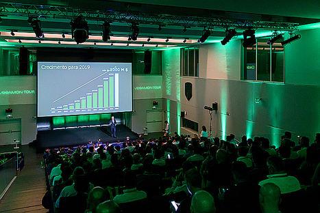 Veeam conduce a las empresas españolas hacia la gestión de datos en la nube durante el evento VeeamONTour 2019 en Madrid