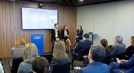Adefam y KPMG abordan en una jornada los aspectos claves sobre nuevos modelos de gestión del talento en la empresa familiar