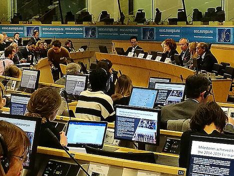 Las Instituciones Europeas apoyan sin exclusión el Plan de Acción Europeo para la Economía Social presentado por Social Economy Europe