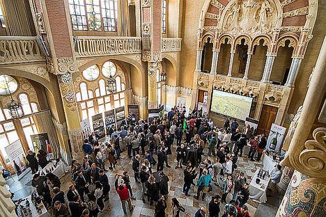 Jornada de presentación de Perelada & Chivite a cerca de 1.000 profesionales del sector en Barcelona