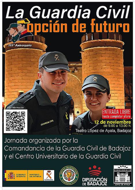 """""""La Guardia Civil, opción de futuro"""""""