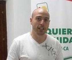 José Alonso Reyes, coordinador de IU Guadix.