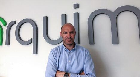 José Antonio González, fundador y CEO de ARQUIMA.