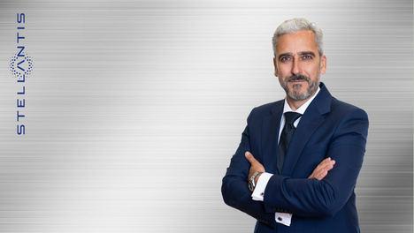 José Antonio León Capitán,  Stellantis Iberia.