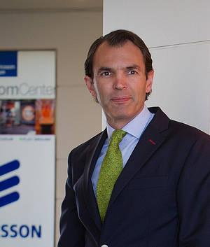 José Antonio López, presidente y consejero delegado de Ericsson España