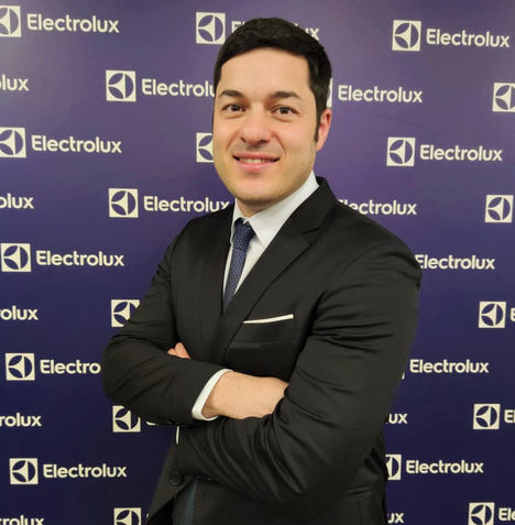 José Antonio Pérez, Grupo Electrolux.