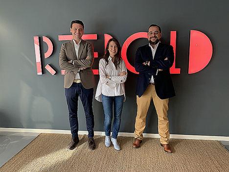 Rebold refuerza su cúpula directiva en España