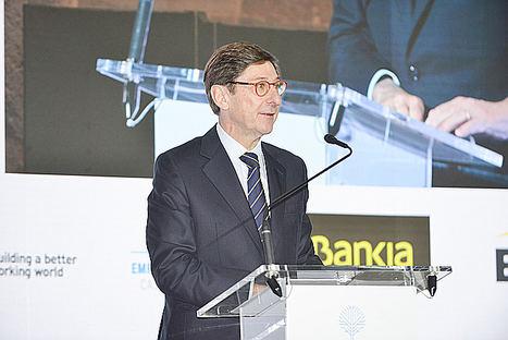 """Goirigolzarri: """"Hemos ayudado a las pymes españolas a financiar 9.600 proyectos por importe de 1.200 millones hasta abril"""""""